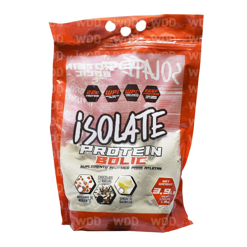 Isolate Protein Bolic 1,8kg Red Series