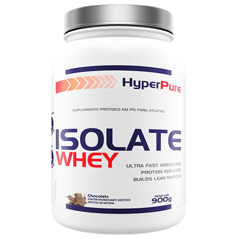 Isolate Whey 900g HyperPure