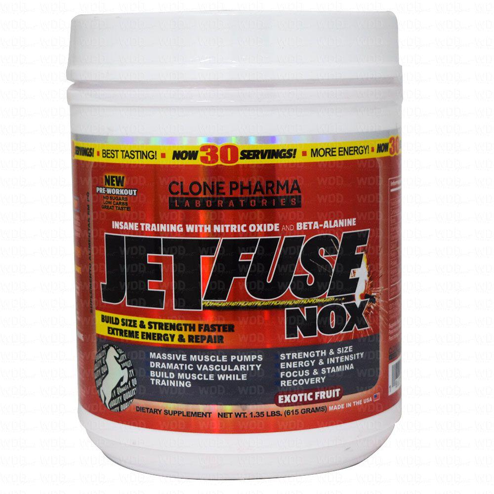 JetFuse NOX 615g Clone Pharma