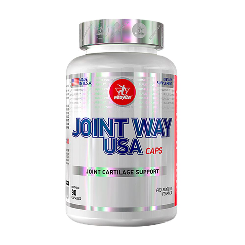 Joint Way Usa 90 caps Midway