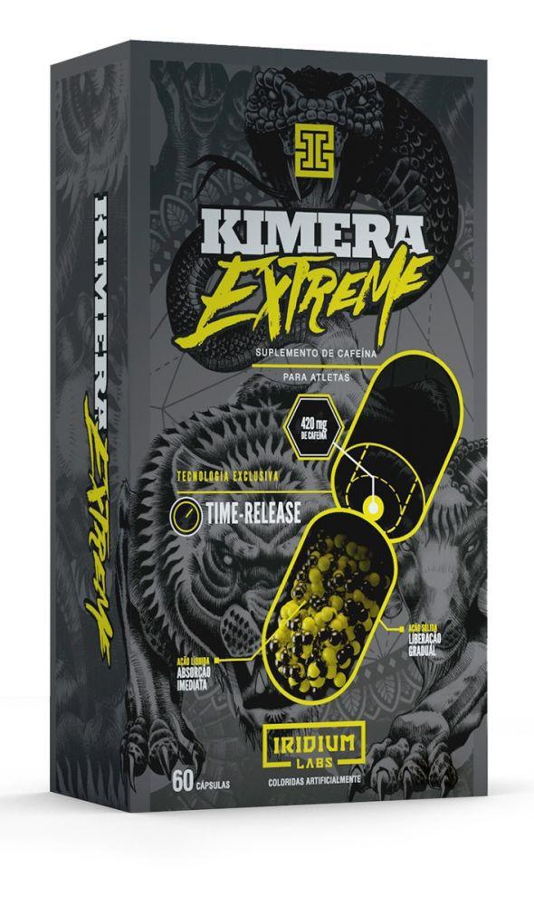 Kimera Extreme 60 caps Iridium Labs