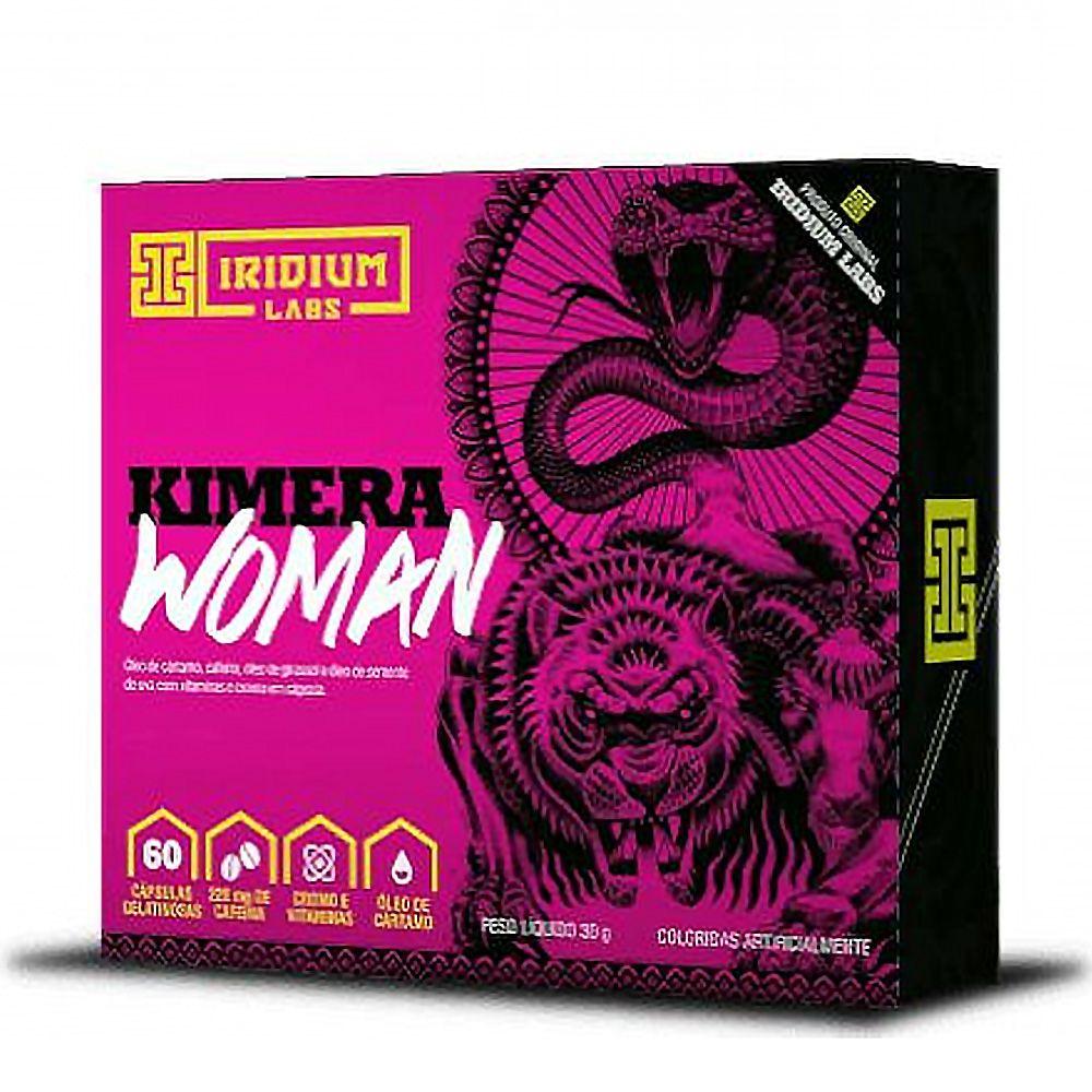 Kimera Woman 60 cápsulas Iridium Labs