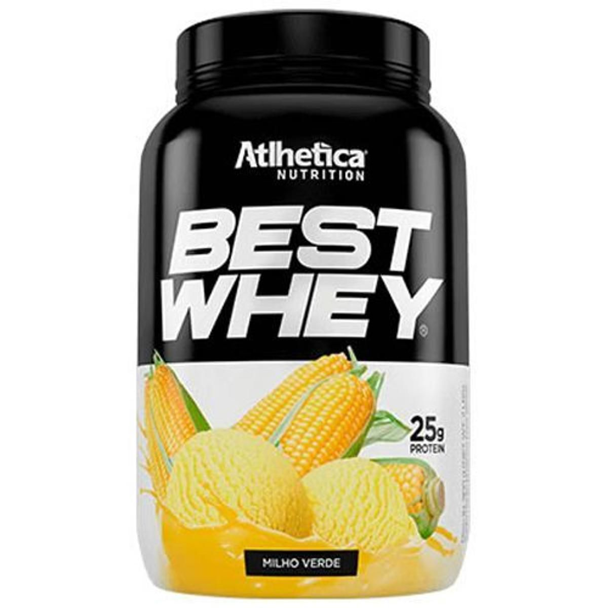 kit 2 best whey - 900gr - Sabores - Athetica Nutrition