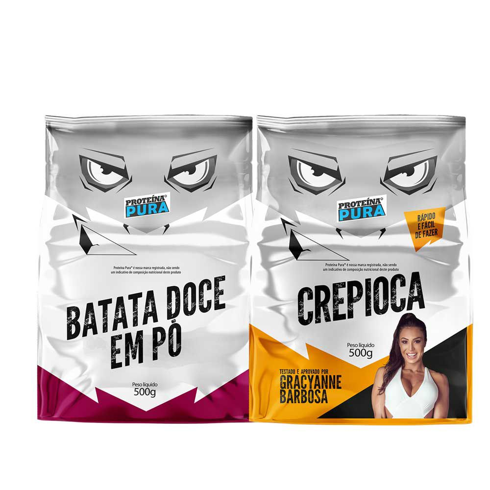 Kit Fitness Proteína Pura