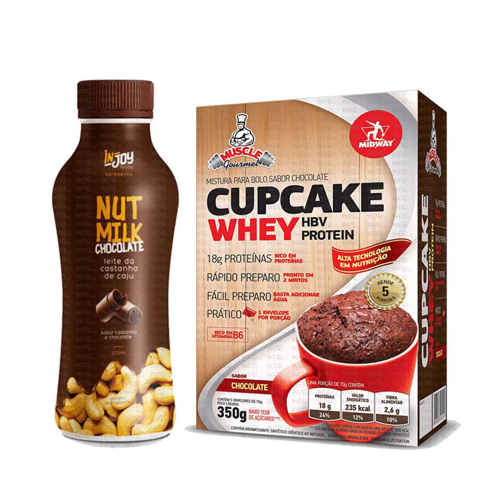 Kit Sobremesa de Chocolate