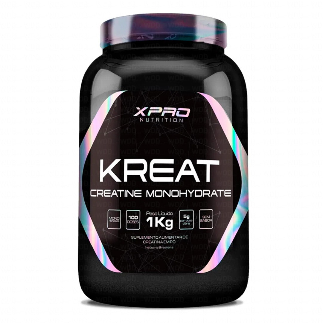 Kreat Creatine Monohydrate 1Kg XPRO Nutrition