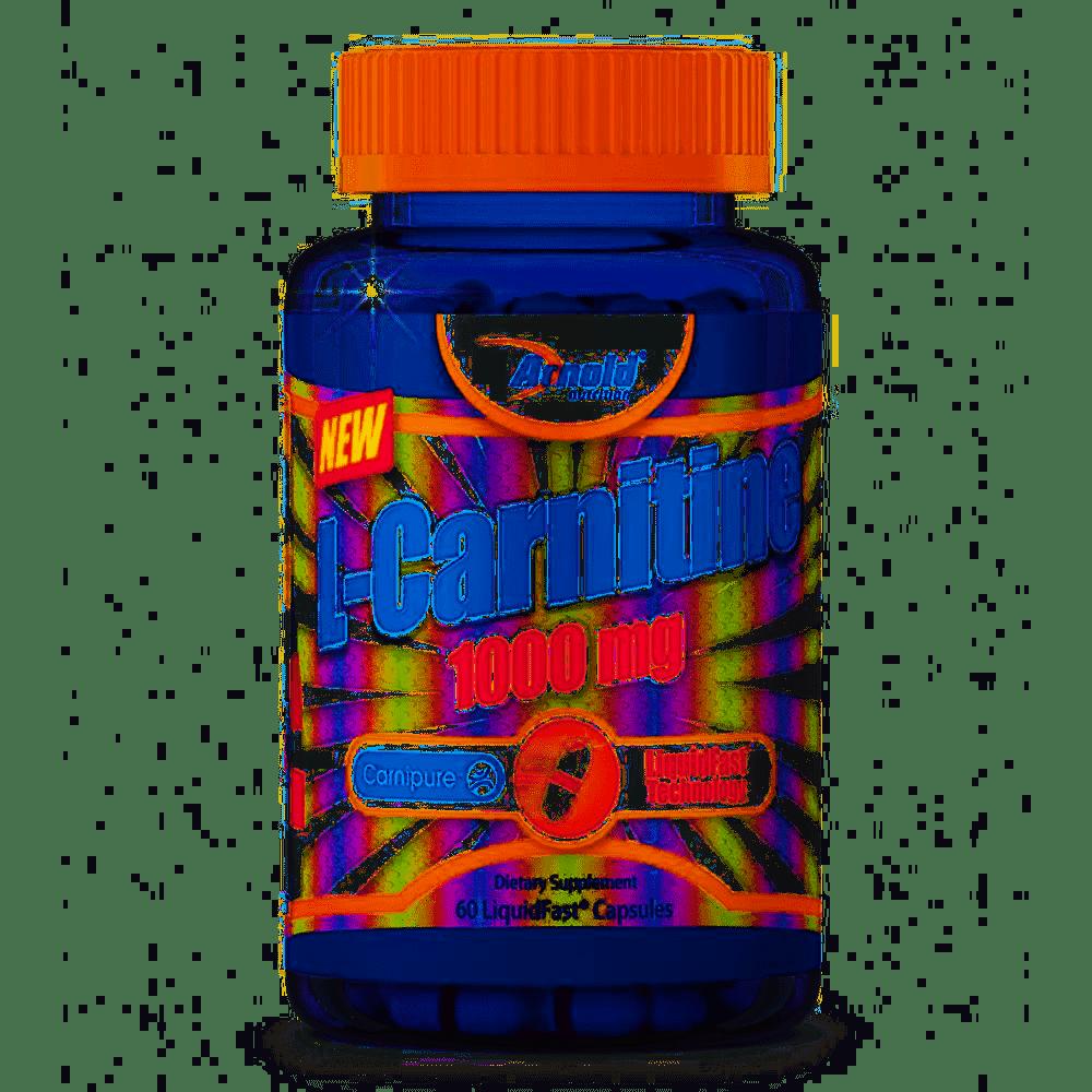 L-Carnitina 1.000mg 60caps Arnold Nutrition