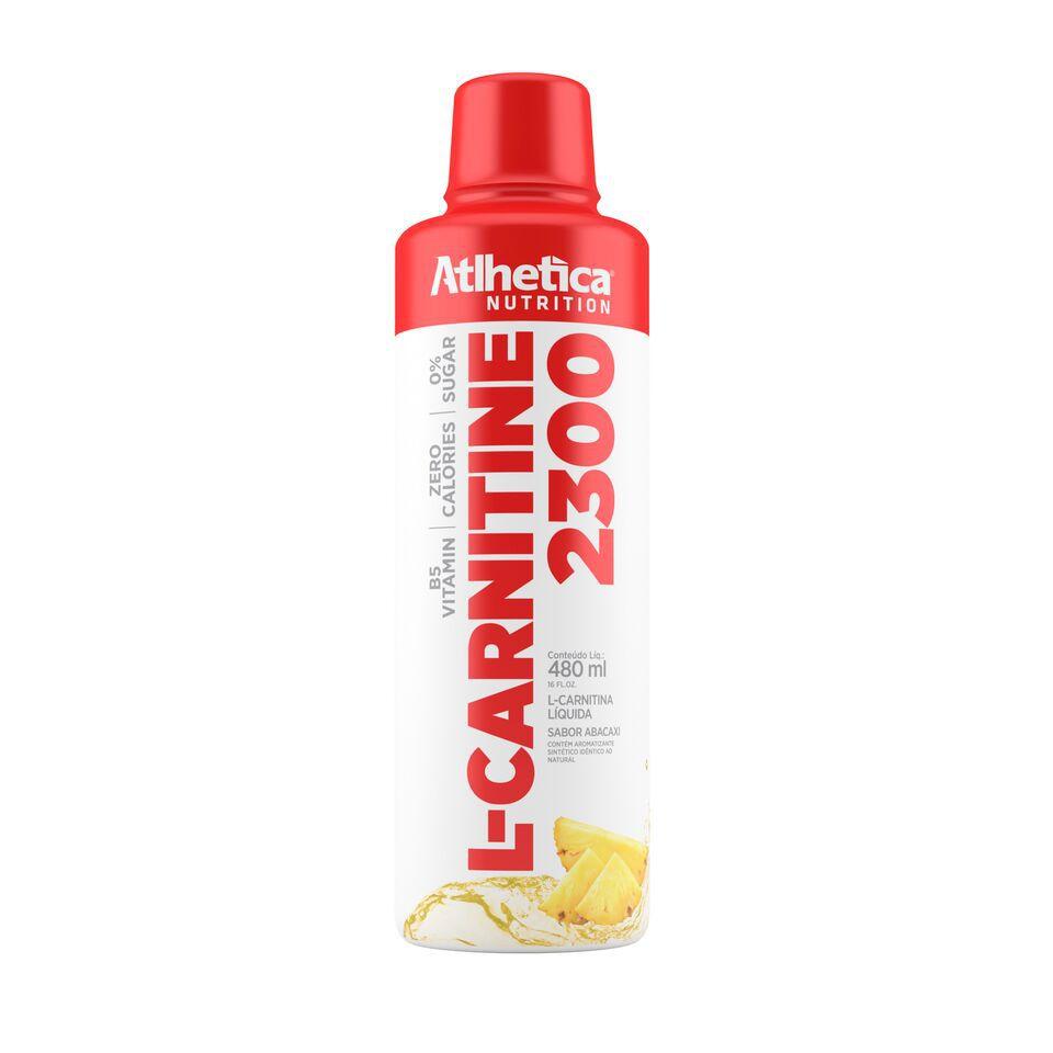L-Carnitine 2300 480ml Atlhetica