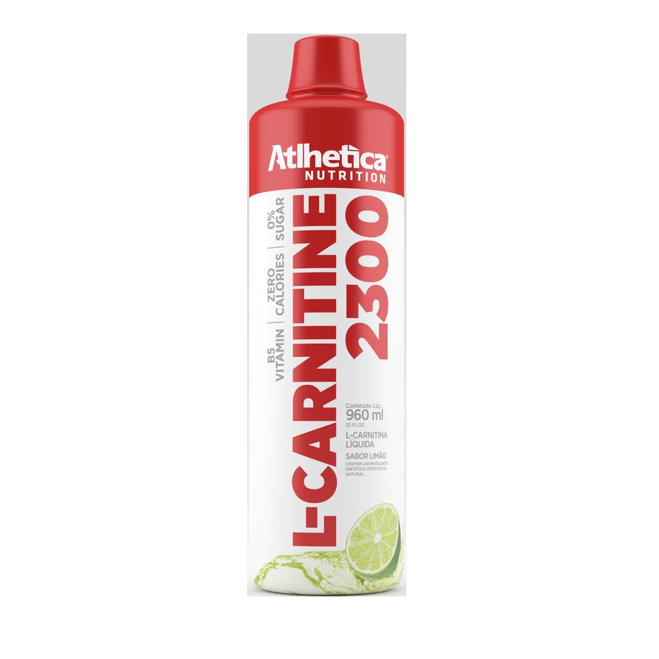 L-Carnitine 2300 960ml Atlhetica