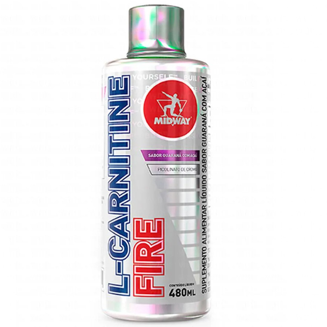 L-Carnitine Fire 480ml Midway