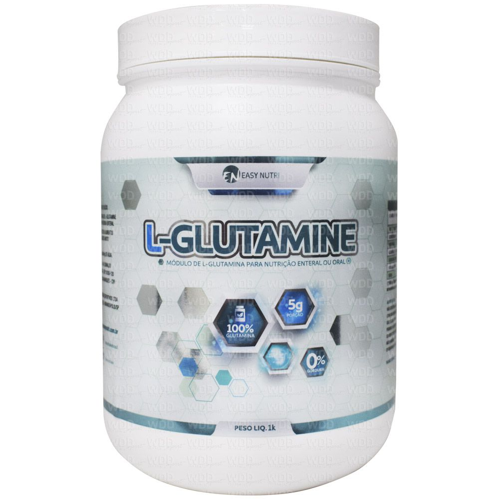 L-Glutamine 1kg Easy Nutri