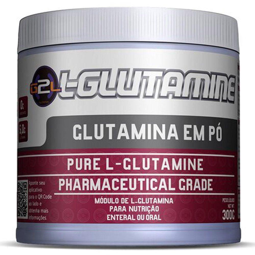 L-Glutamine 300g G2L Nutrition
