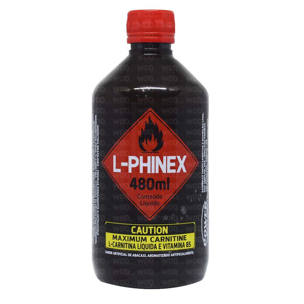L-Phinex 480ml Power Supplements