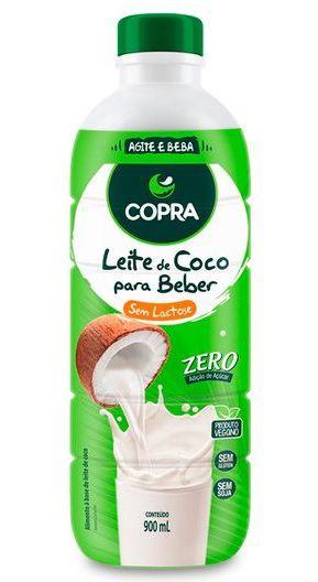 Leite de Coco para Beber 900ml Copra