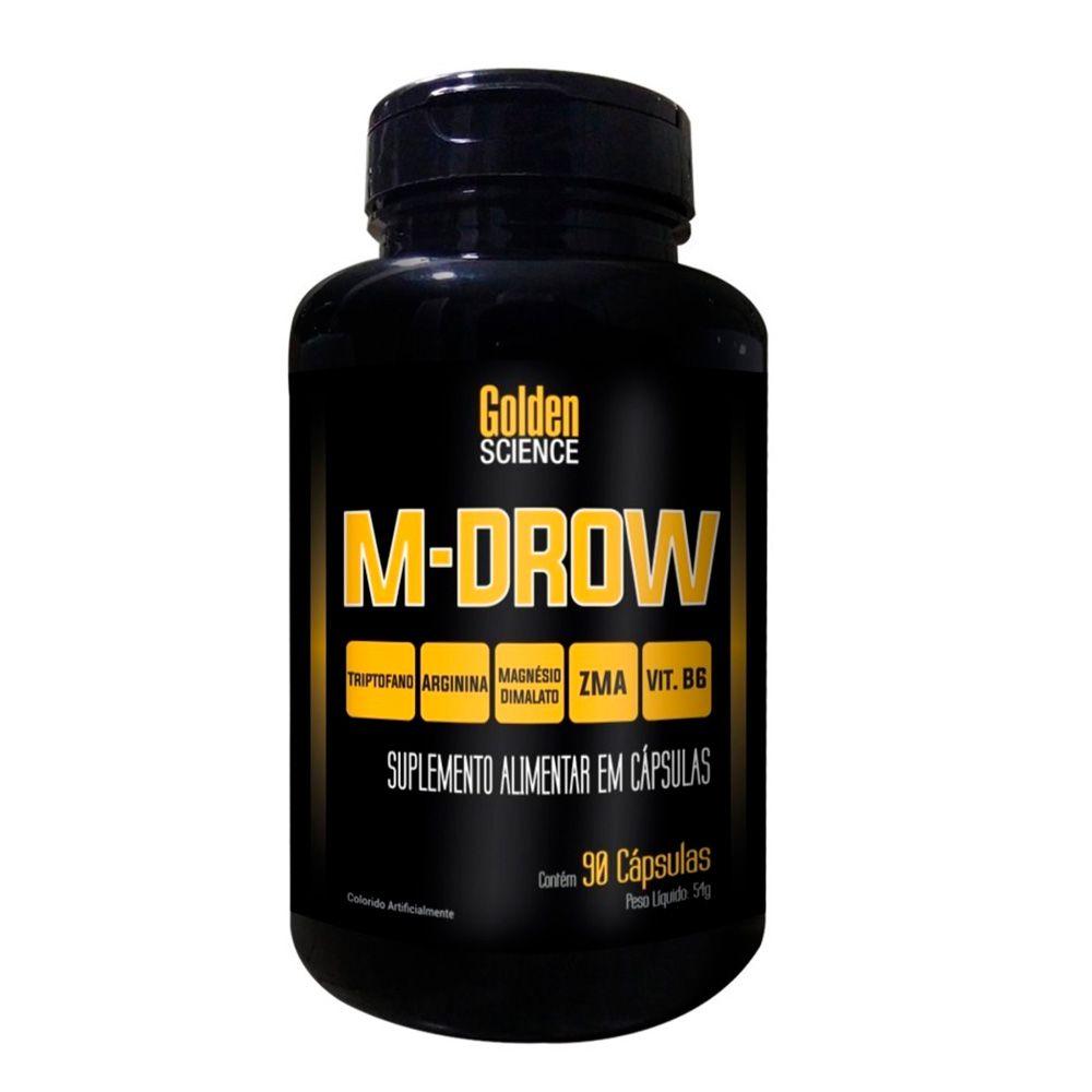M-Drow 90 Caps Golden Science
