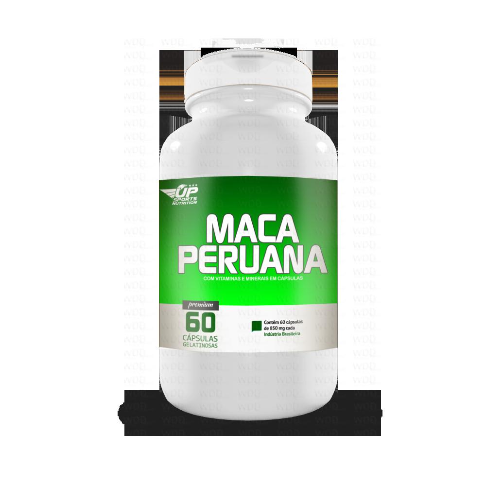 Maca Peruana 60 caps Up Sports Nutrition
