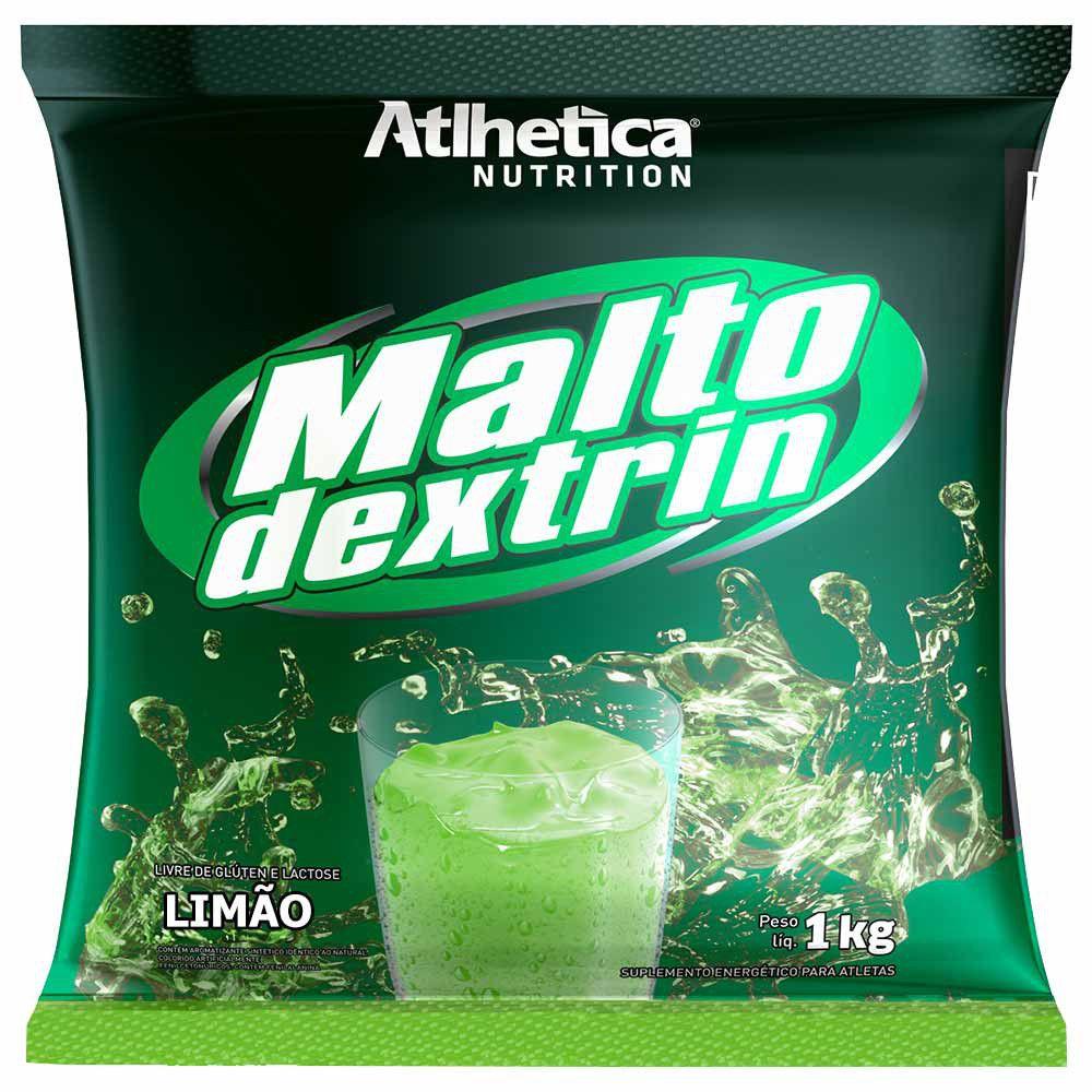 Maltodextrin 1kg Atlhetica