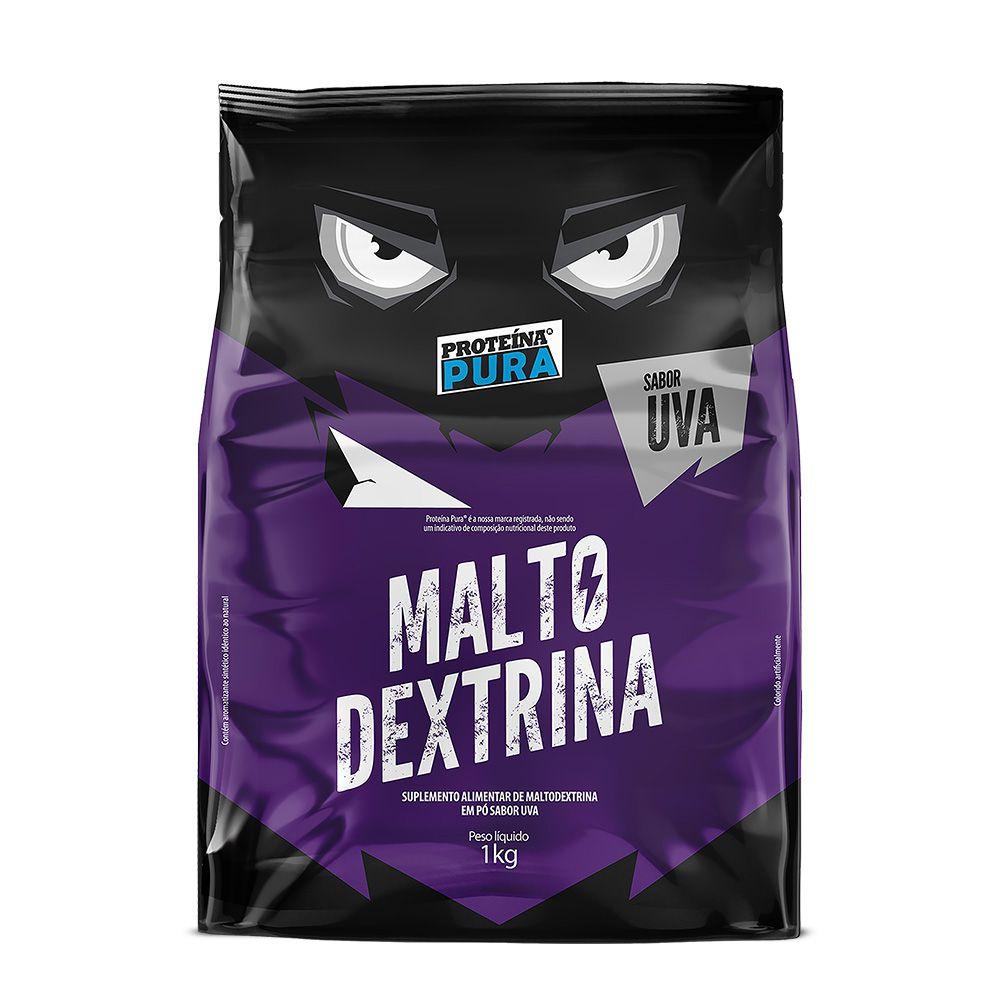 Malto Dextrina 1Kg Proteína Pura