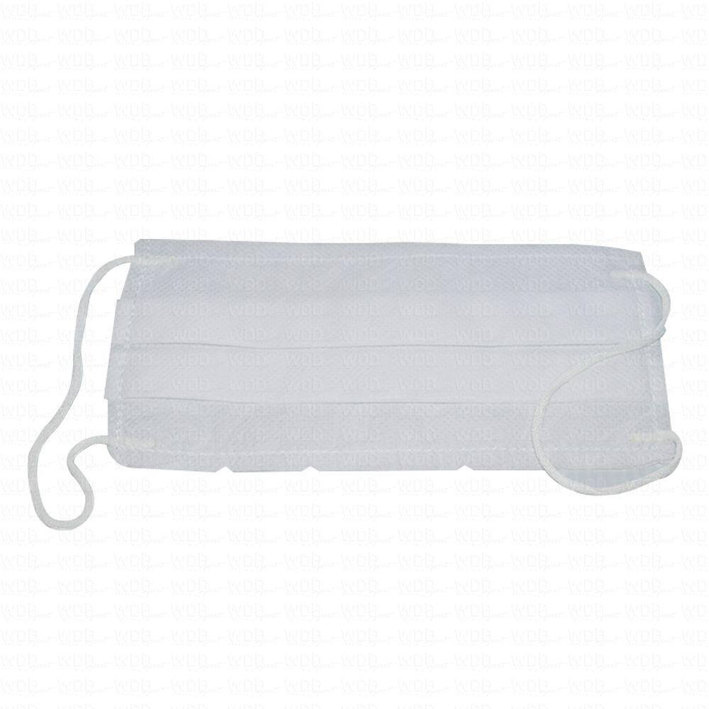 Máscara de Proteção Branca Lavavel