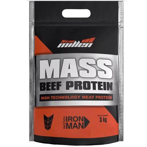 Mass Beef Protein 3kg New Millen