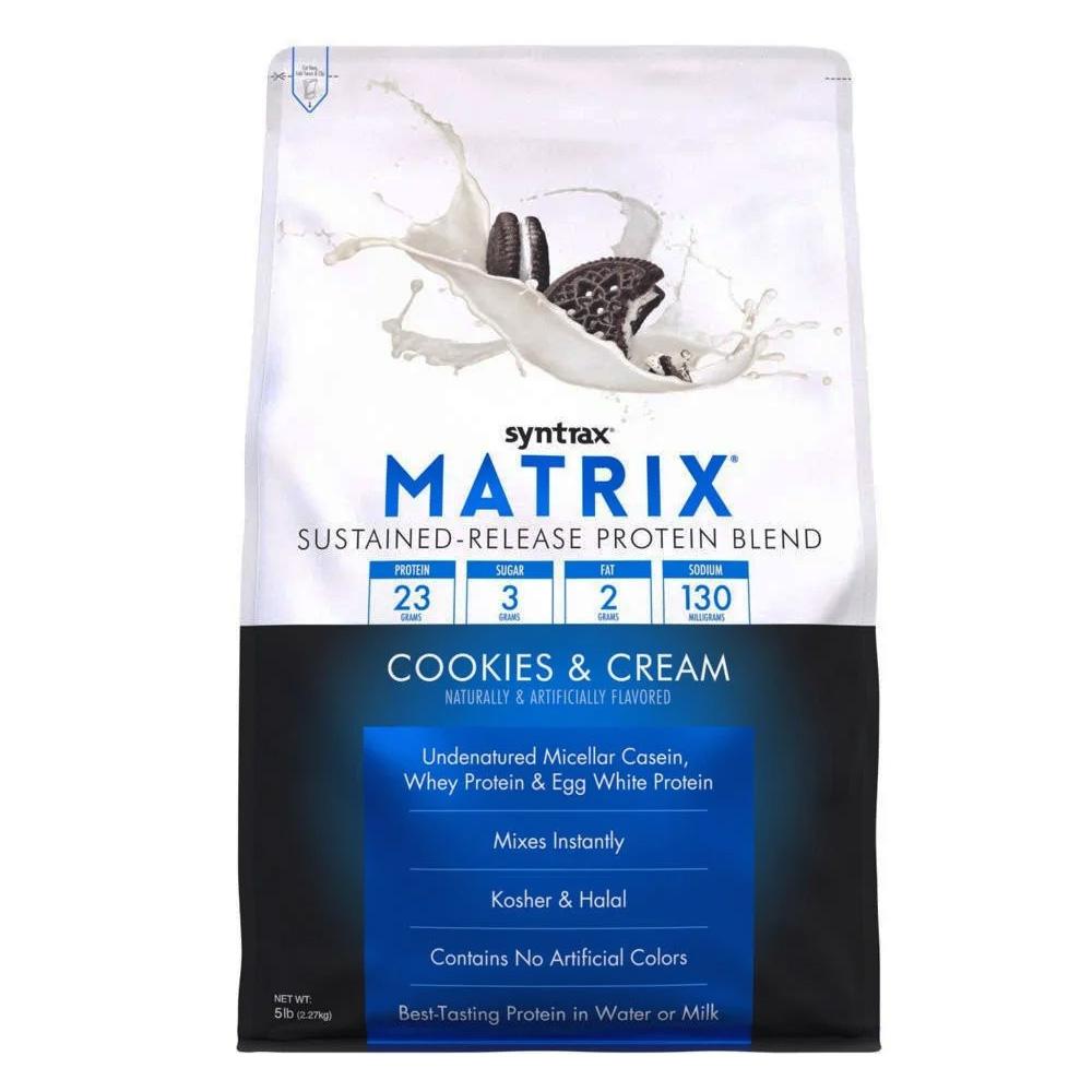 Matrix 5.0 5 Lbs Syntrax