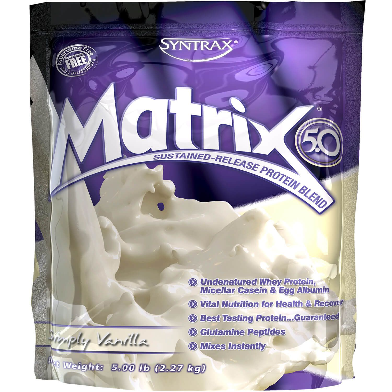 Matrix 5.0 5 Lbs Syntrax
