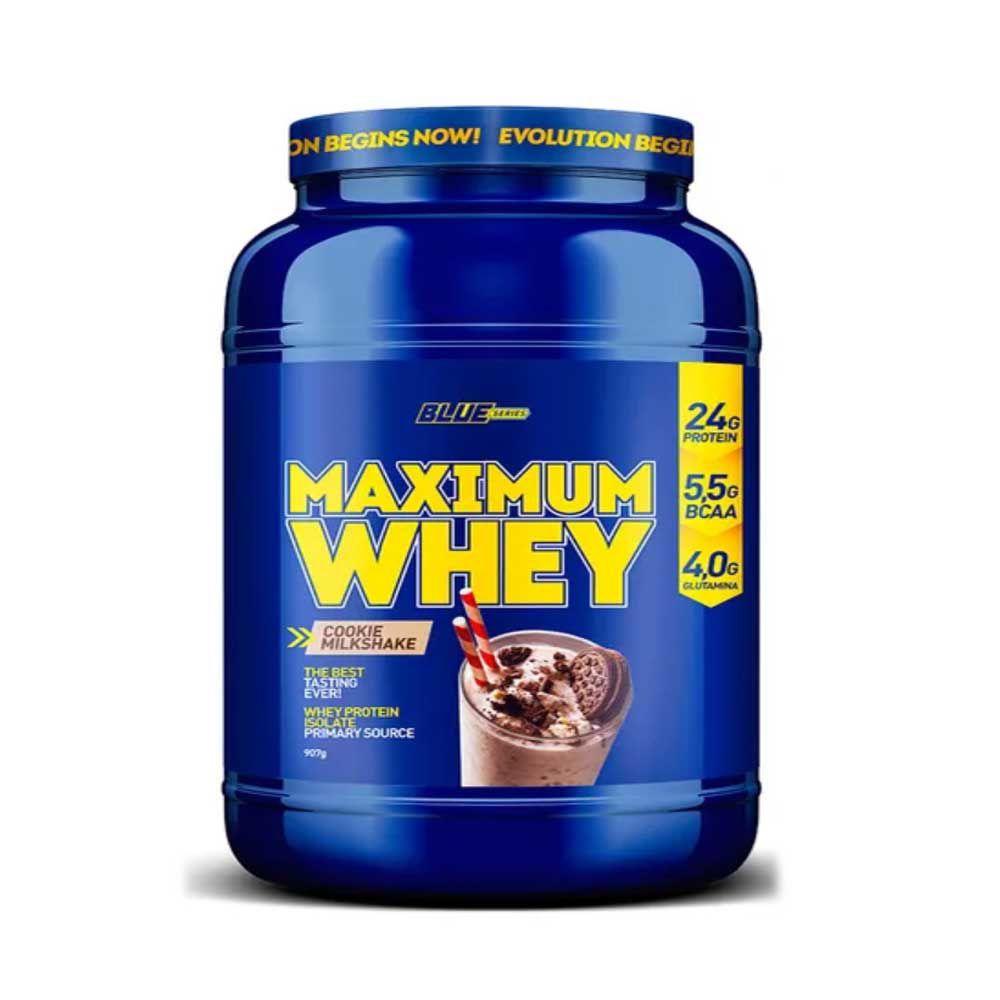 Maximum Whey 2,27kg Blue Series