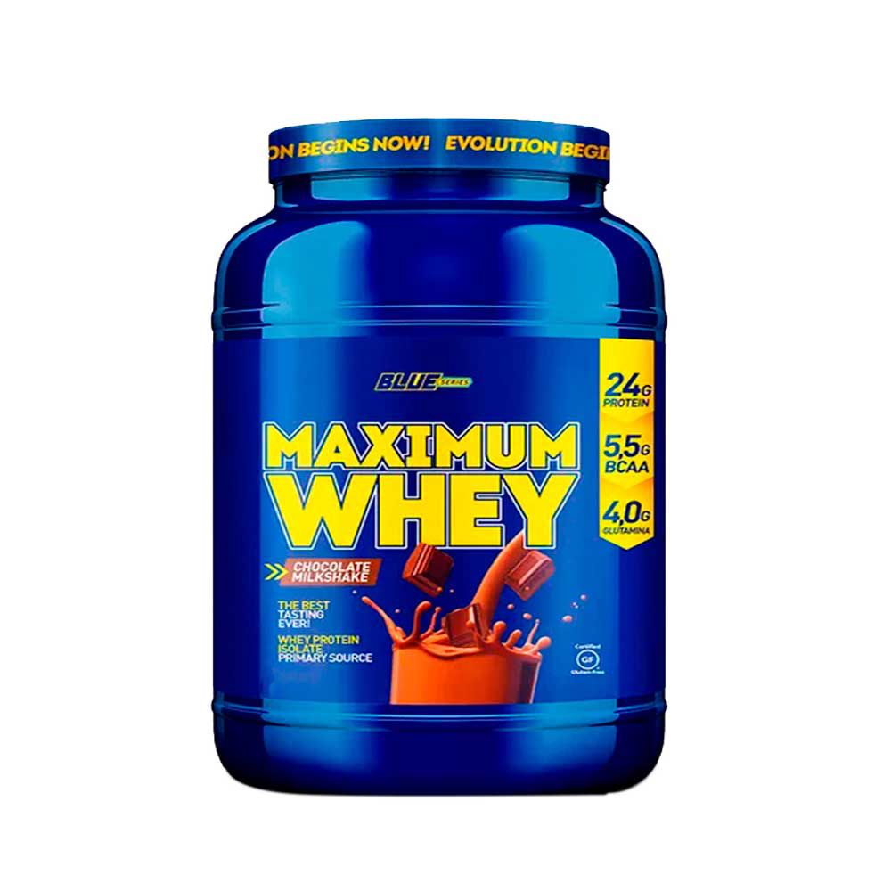 Maximum Whey 2,27kg Blue Series