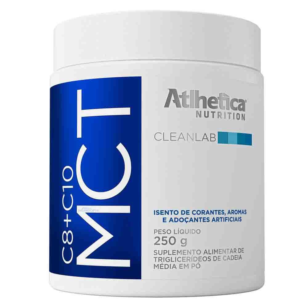 MCT  C8 + C10 250g Atlhetica