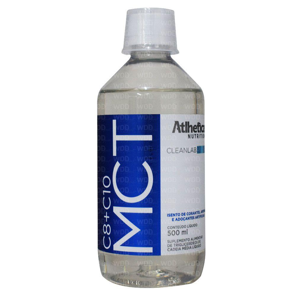 MCT  C8 + C10 500ml Atlhetica