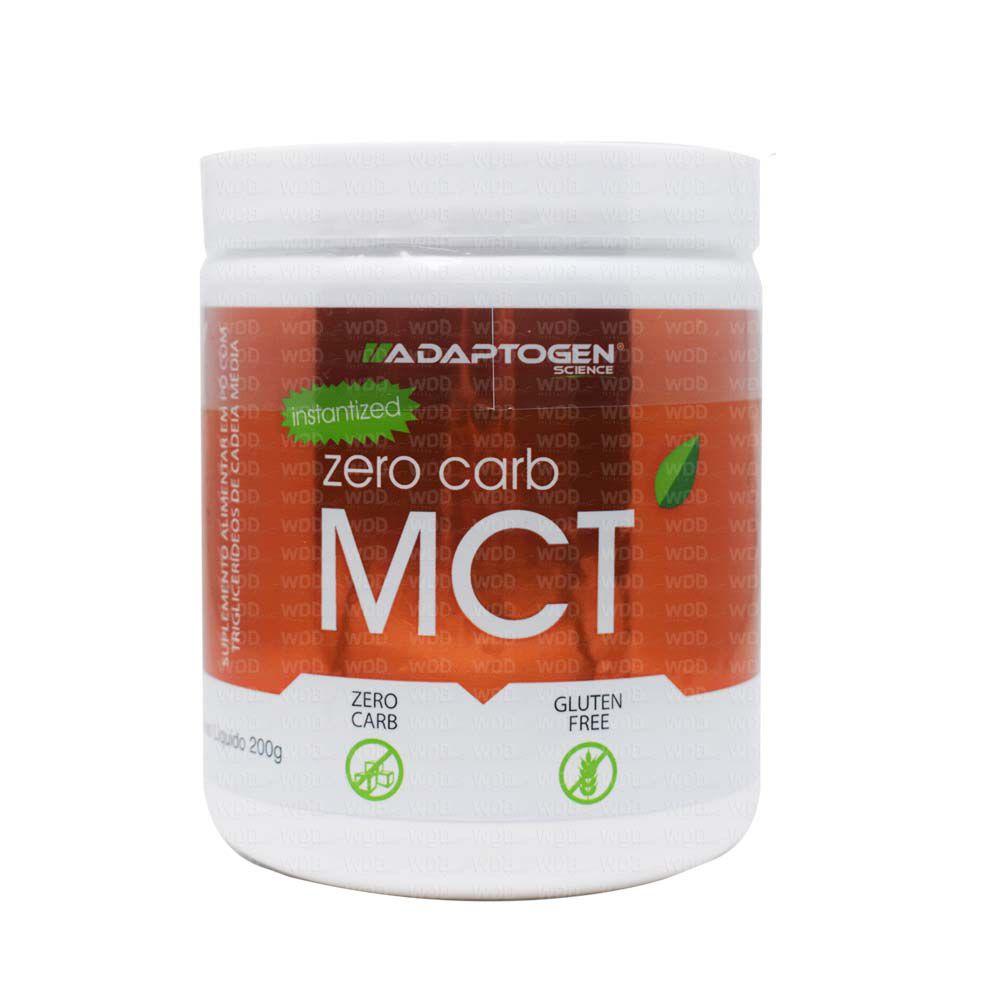 MCT Zero Carb 200g Adaptogen