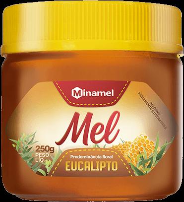 Mel Eucalipto 250g Minamel