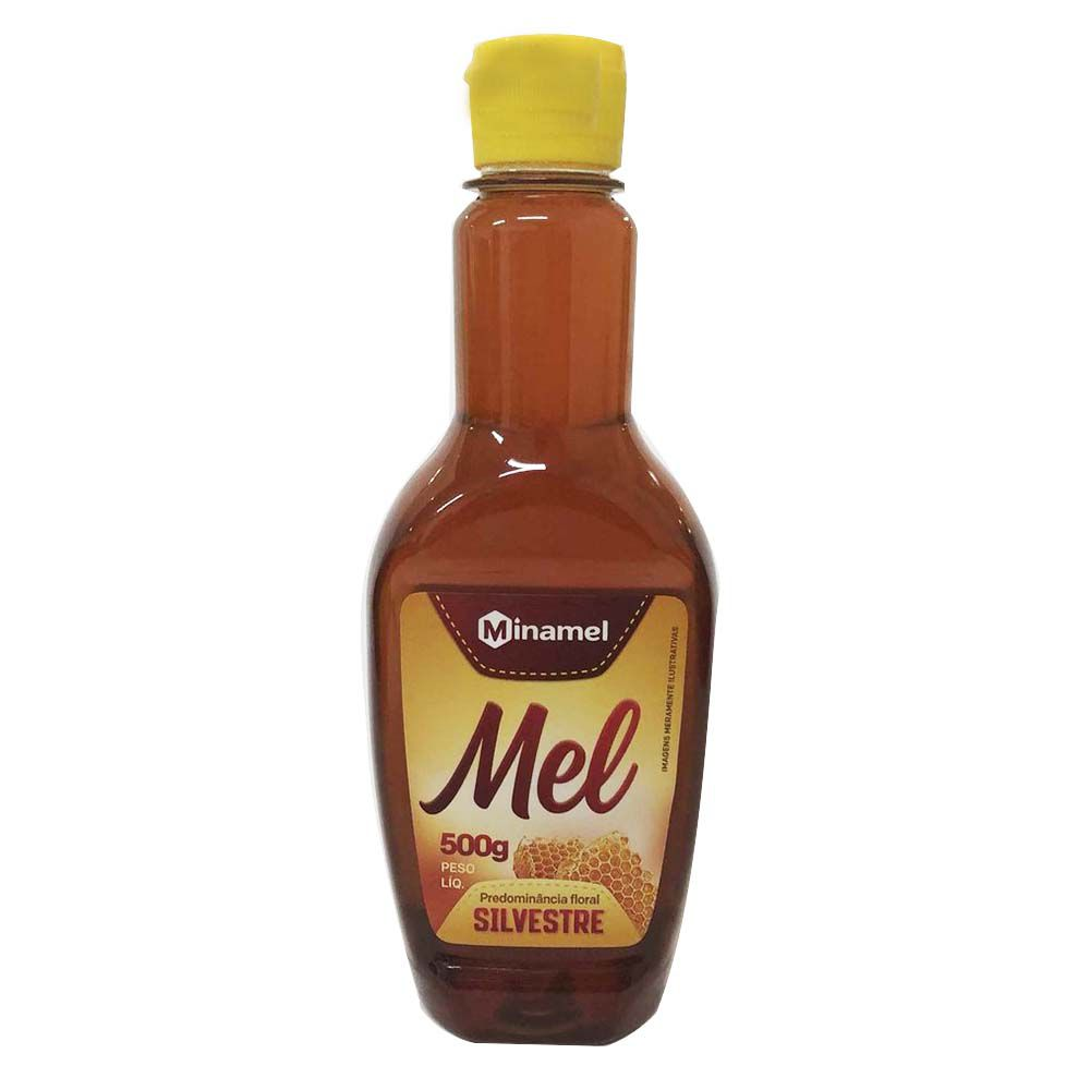 Mel Silvestre 500g Minamel