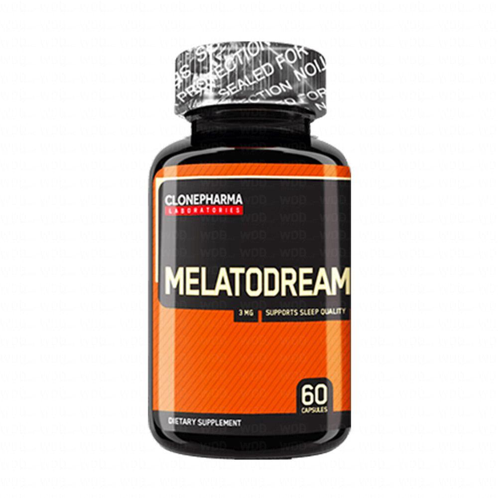 Melatodream 60 caps Clone Pharma