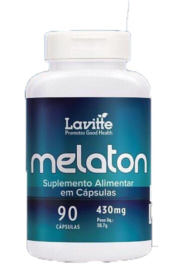 Melaton 430mg 90 caps Lavitte