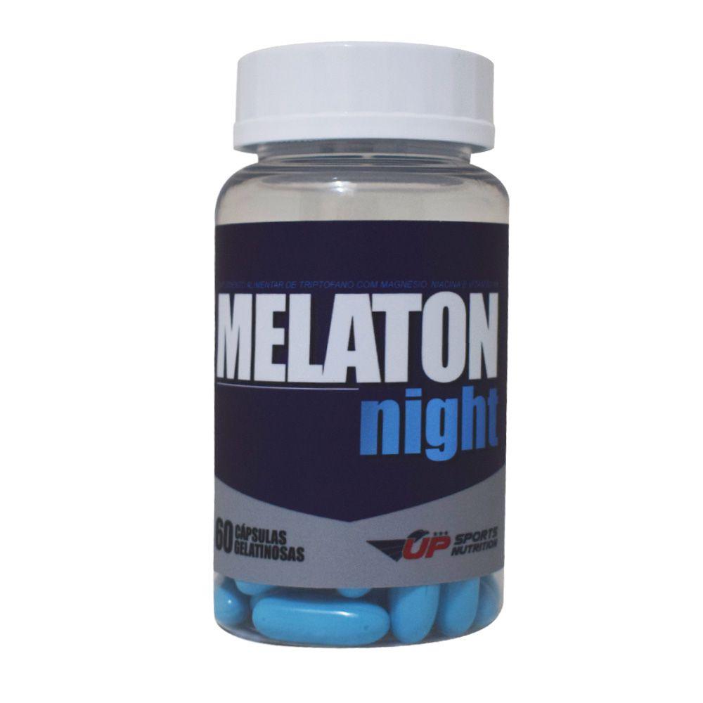 Melaton Night - 60 caps Up Sports Nutrition