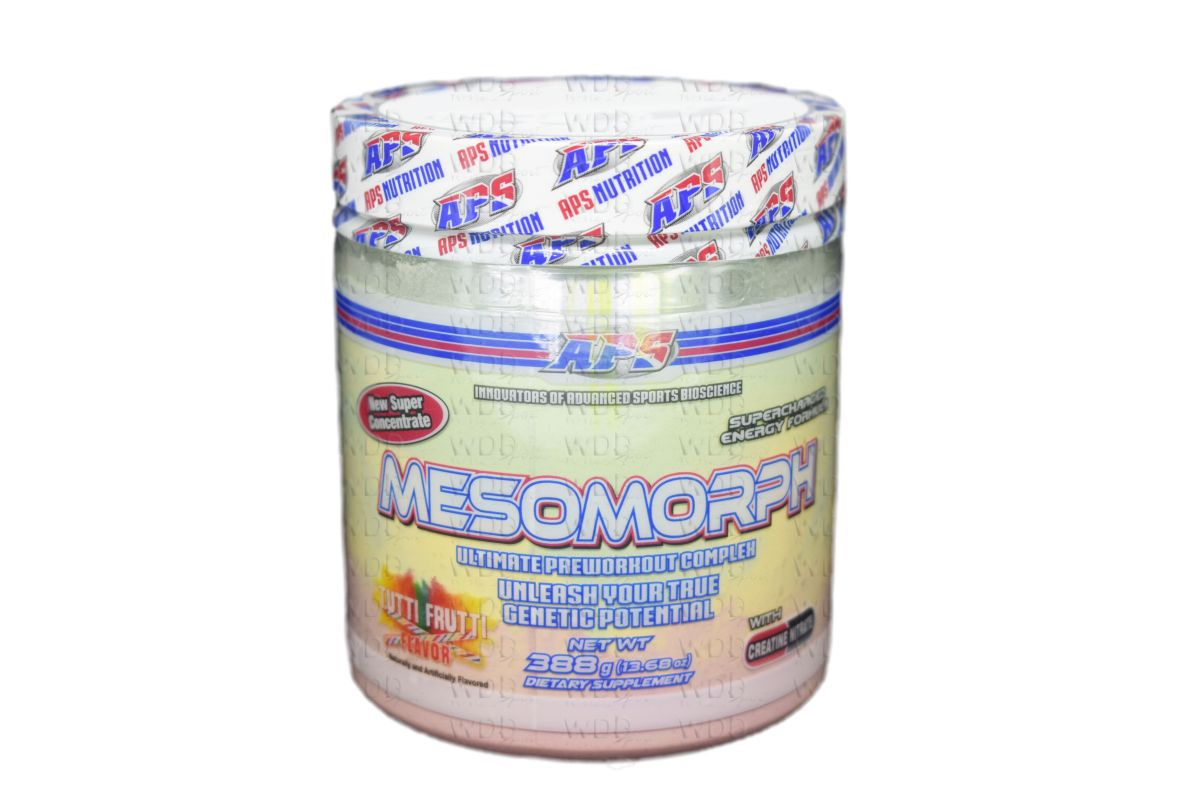 Mesomorph Tutti Frutti 388g APS