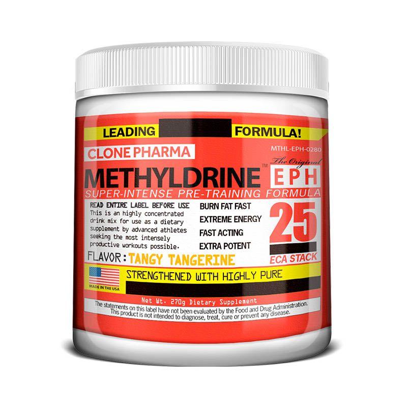 Methyldrine 270g Clone Pharma