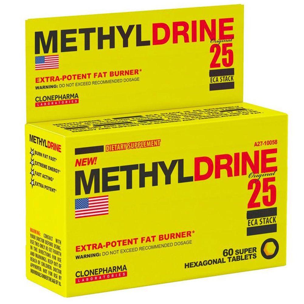 Methyldrine Eca Stack 60tabs Clone Pharma