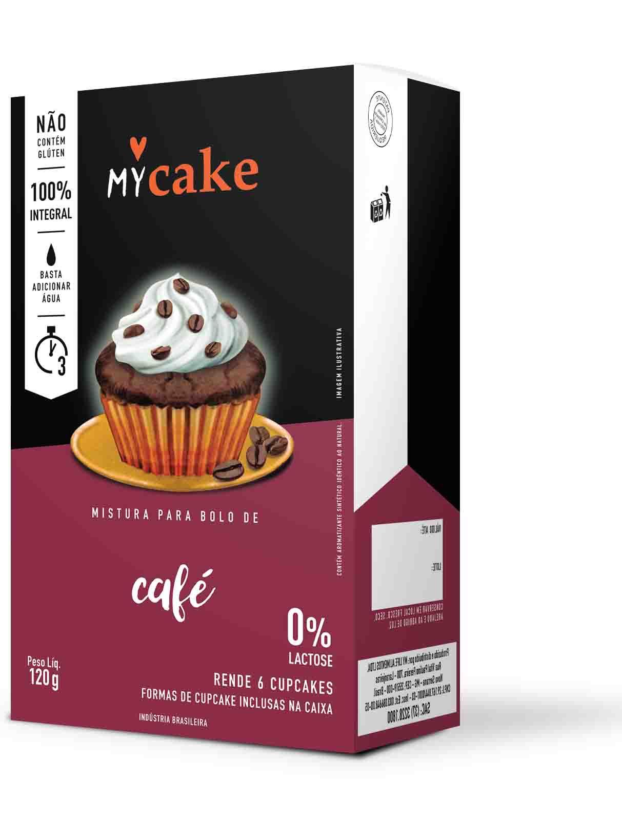 My Cake Café 120g My Life