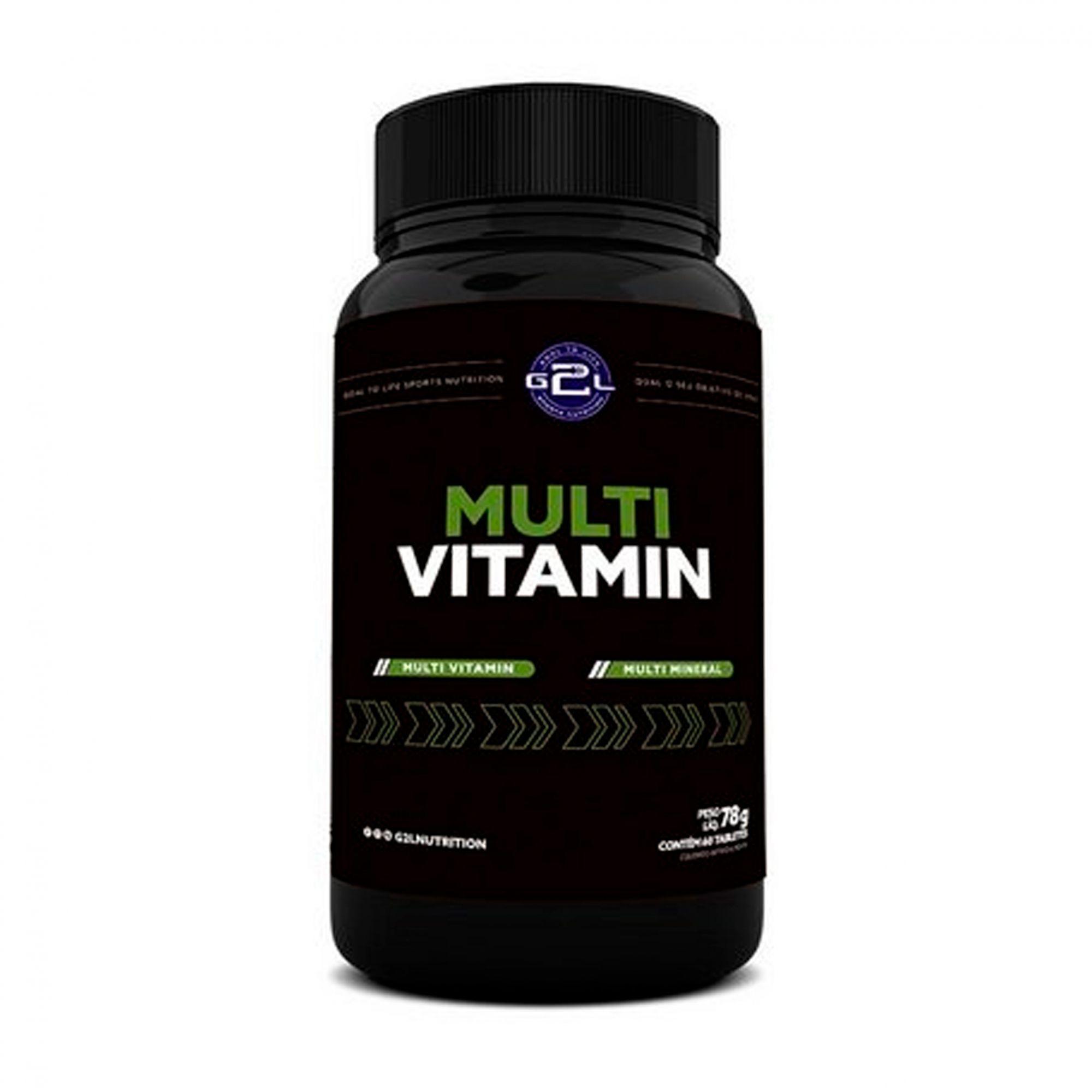 Multi Vitamin 60tabs G2L