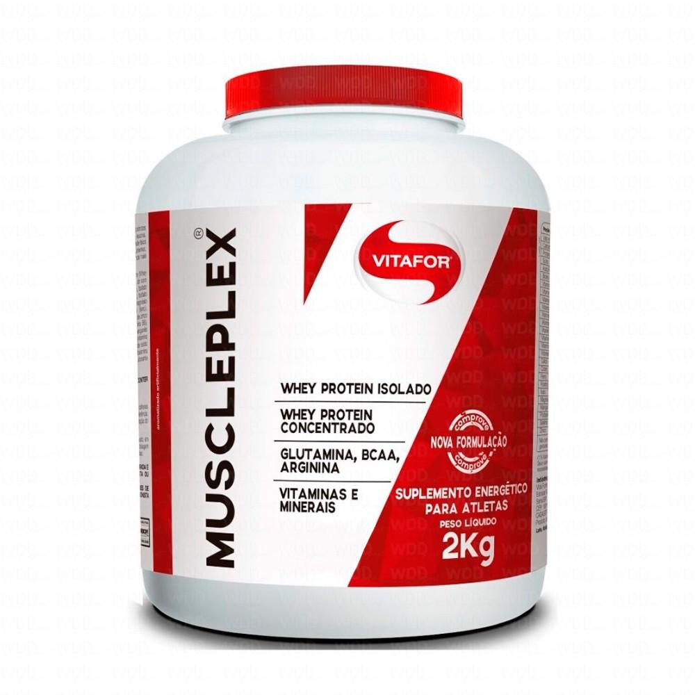 MusclePlex 2Kg Vitafor