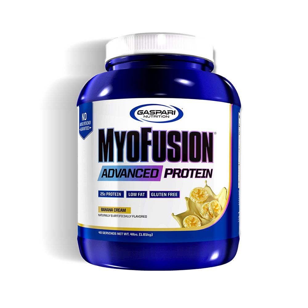 Myofusion Advance Protein 4Lbs - 1,8kg  Gaspari Nutrition