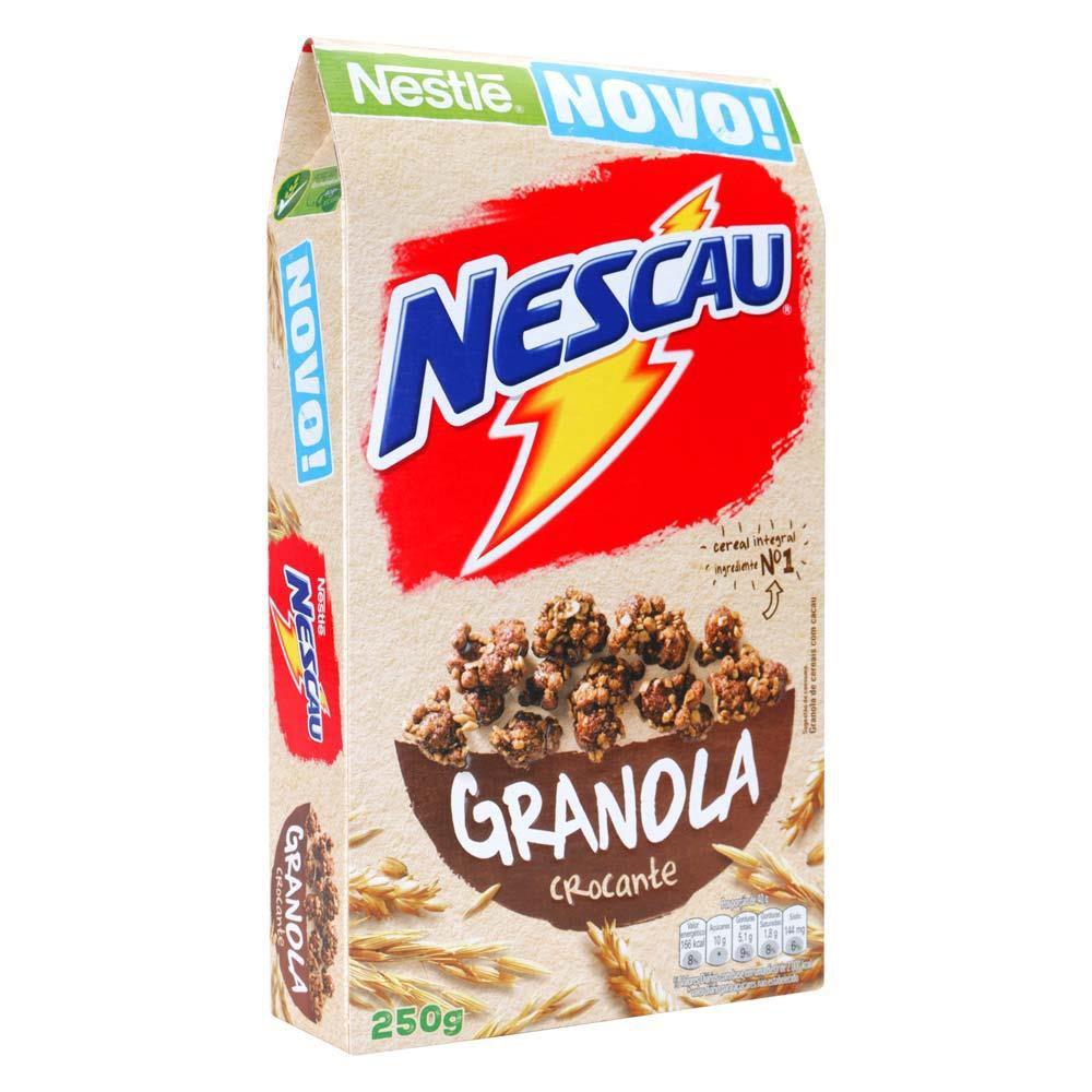 Nescau Granola Crocante 250g Nestlé