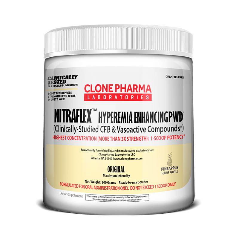 Nitraflex 300g Clone Pharma