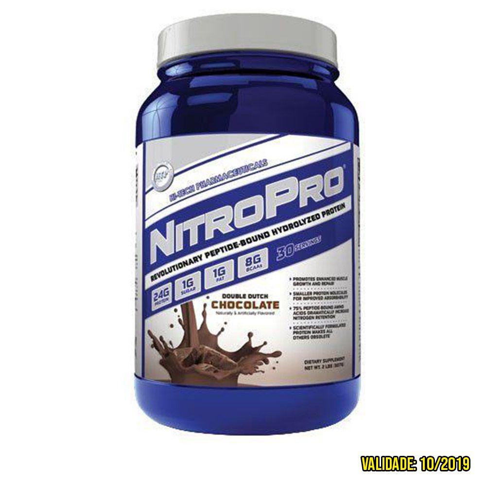 Nitro Pro Protein 907g HI TECH