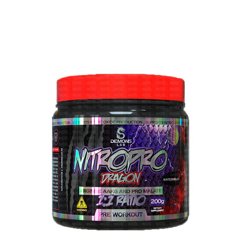 NitroPro Melancia 200g Demons Lab