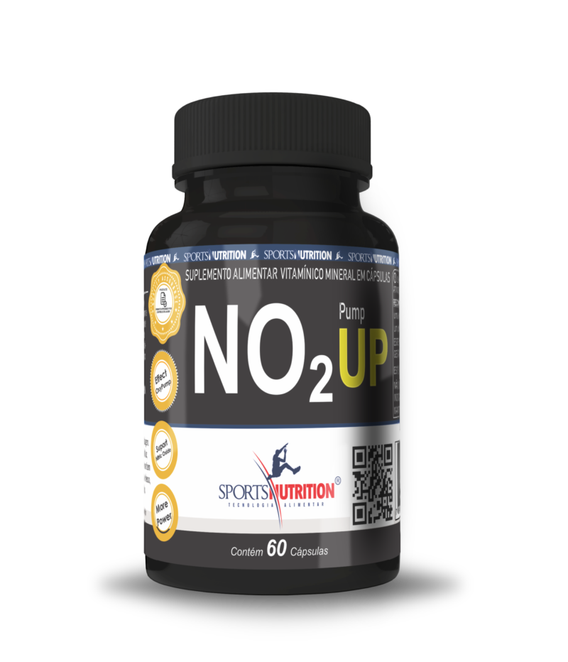 No2 Oxypump UP 60 caps Sports Nutrition