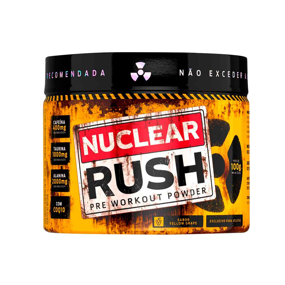 Nuclear Rush 100g Body Action