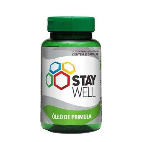 Óleo de Primula 90 caps Stay Well Sports Nutrition